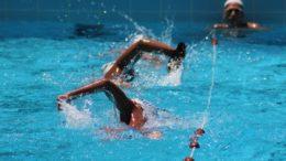Nuoto a Villa Dante