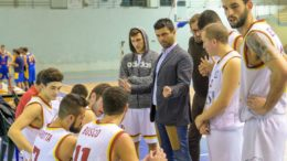 Time out Basket School Messina