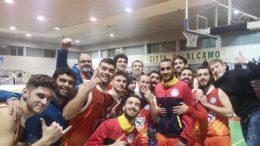 Alcamo-BSM, Selfie vittoria