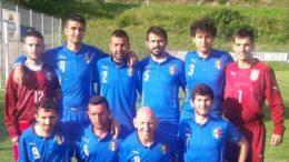 Nazionale di Calcio a 7 Fispes