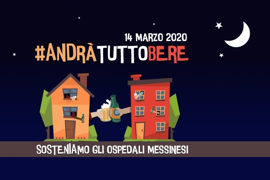 #AndràTuttoBere
