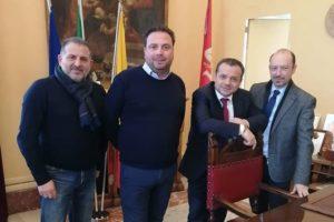 Scattareggia, D'Arrigo, De Luca e Caminiti