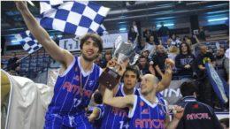 Genovese vince la Coppa Italia in maglia Fortitudo
