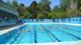 Ulysse piscina Villa Dante