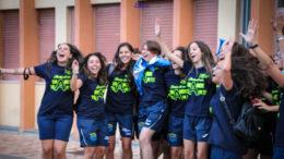Team Scaletta in festa per l'A2