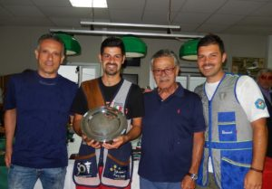 Antonio Passalacqua premiato