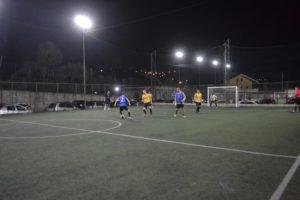 Partita di calcio a 5 Aics