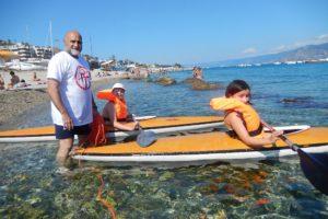 Canoa a Fiumara Guardia