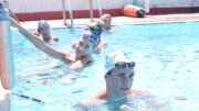 I nuotatori della Power Team