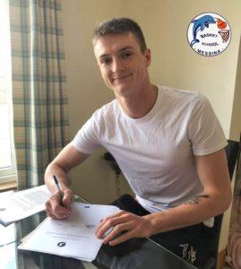 Murray Hendry firma per la Basket School Messina