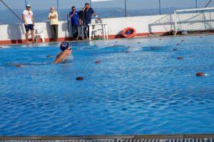 """Gara di nuoto piscina """"Vittorio Magazzù"""""""