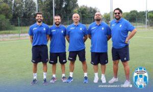 Staff tecnico Orlandina Basket