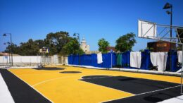 playground pubblico