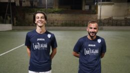 Giuseppe Foti e Daniele Irrera