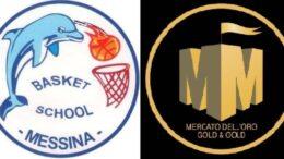 Gold Gold Messina Logo