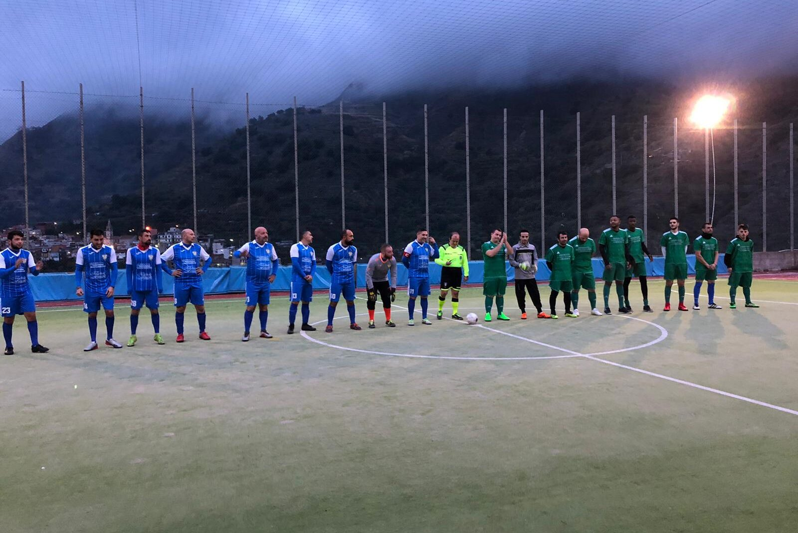 Calcio a 5 provinciale
