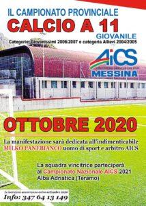 Campionato Aics Messina