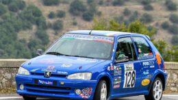 Ignazio Bonavires della TM Racing Messina (foto Manuel Marino)