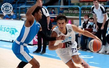 Jordan Floyd in difesa