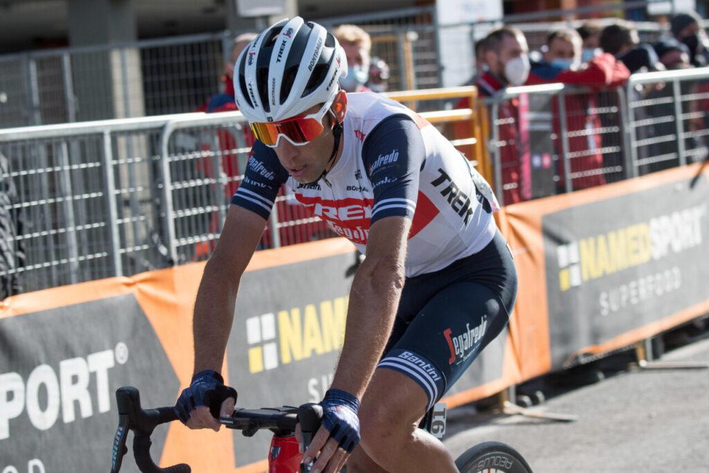 Nibali cade in allenamento, frattura al radio destro: addio al Giro d'Italia?