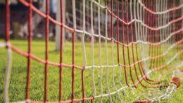 rete porta di calcio