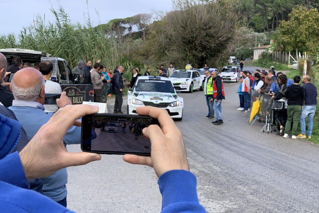 Tindari Rally