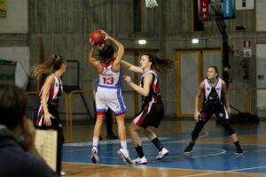Marta Verona in azione