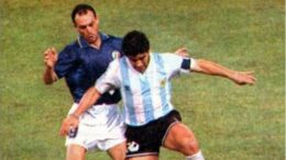Schillaci e Maradona