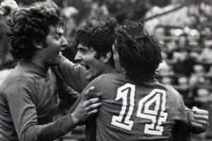 Tardelli, Rossi e Antognoni