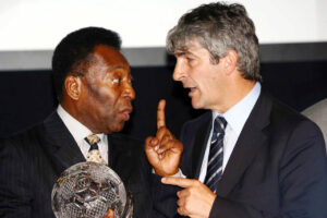 Pelé e Paolo Rossi