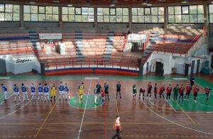 Match Città di Cosenza-Siac Messina