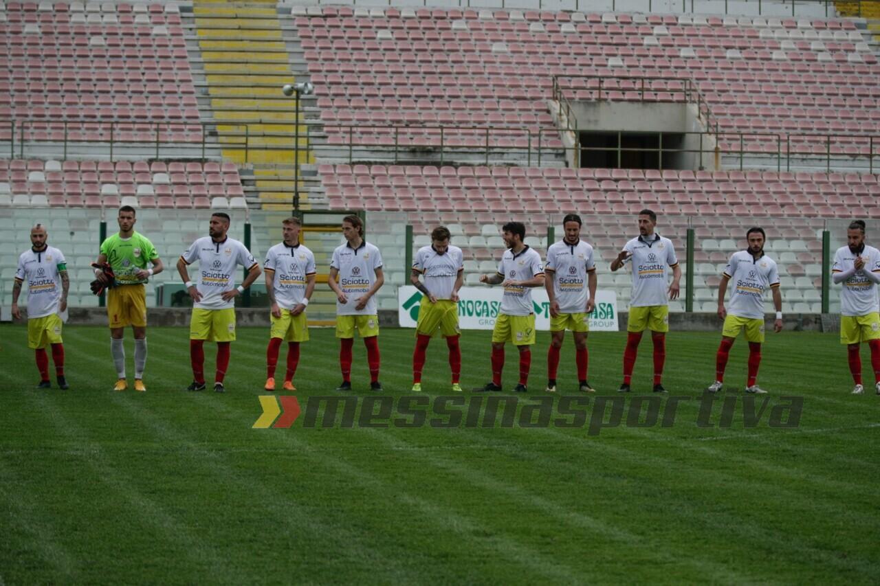 Foggia alla Zampagna, l'Acr Messina stende 2-0 il San Luca ...