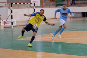 Partita Siac Messina-FF Napoli