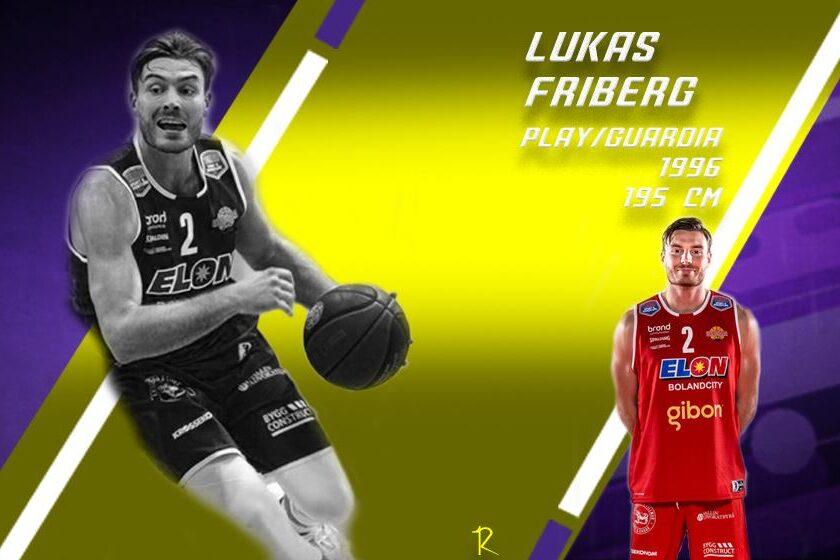 Lukas Friberg
