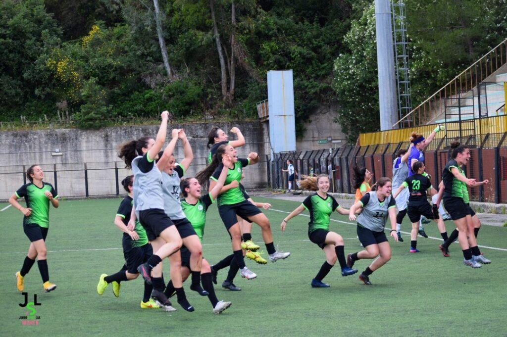 JSL Women prima finalista del campionato siciliano d'Eccellenza femminile