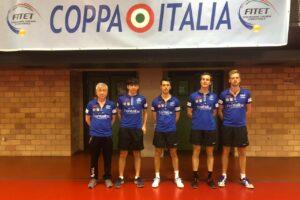 Top Spin Messina Fontalba