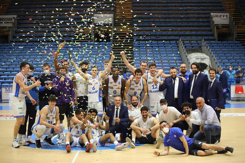 Orlandina Basket 2021