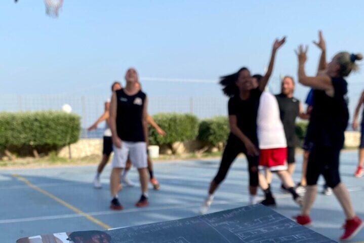 Basket for Trophy
