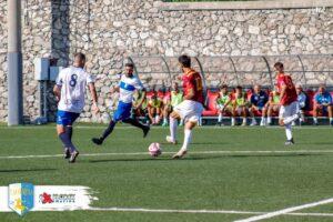 Fase di gioco Jonica - Taormina