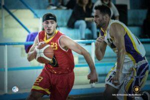 Giorgio Busco alla terza stagione con la Basket School Messina