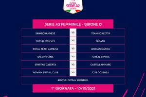 Futsal A2 femminile