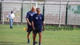 Il tecnico Carmelo Mancuso