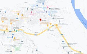 mappa 40-2018 via Rosario